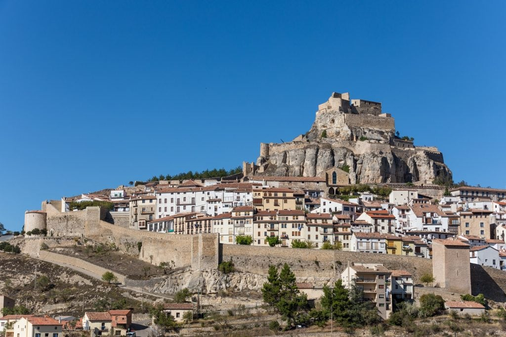 best castles in the valencian community