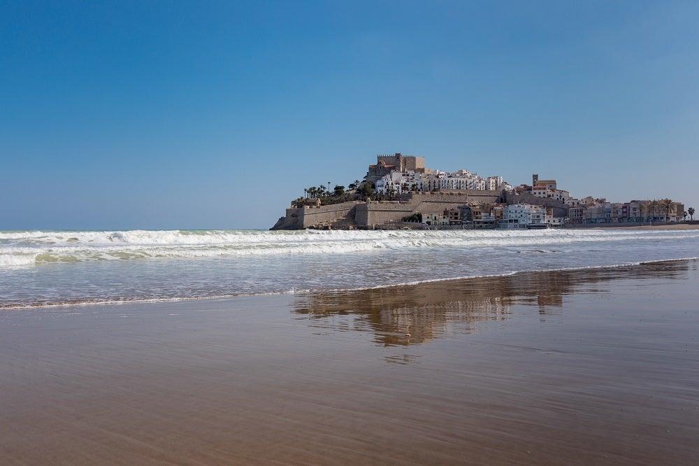 Castillo de Peniscola, best castles in the valencian community