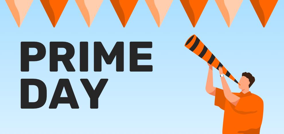Prime Day hero image for mobile
