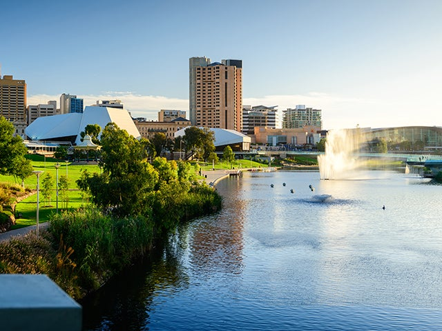 Book cheap Adelaide flights with Opodo