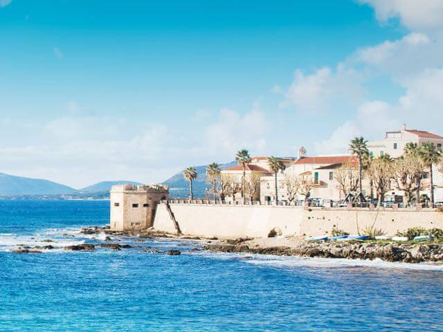Book cheap Alghero flights with Opodo