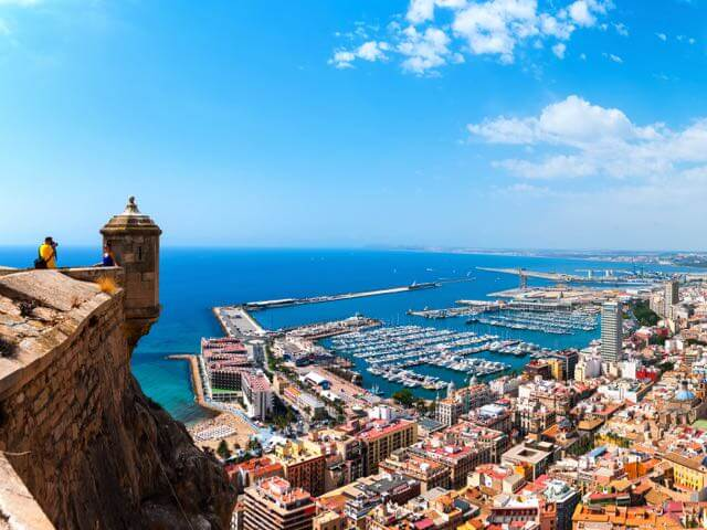 Book cheap Alicante flights with Opodo