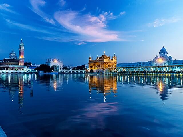 Book cheap Amritsar flights with Opodo