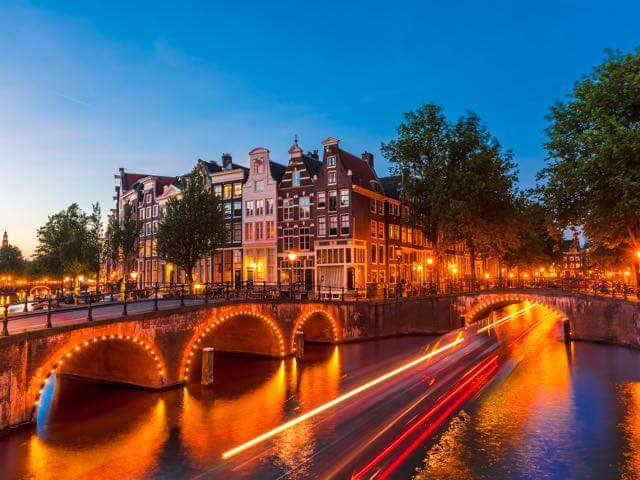 Book cheap Amsterdam flights with Opodo