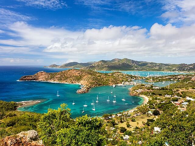 Book cheap Antigua flights with Opodo