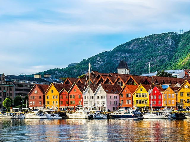 Book cheap Bergen flights with Opodo