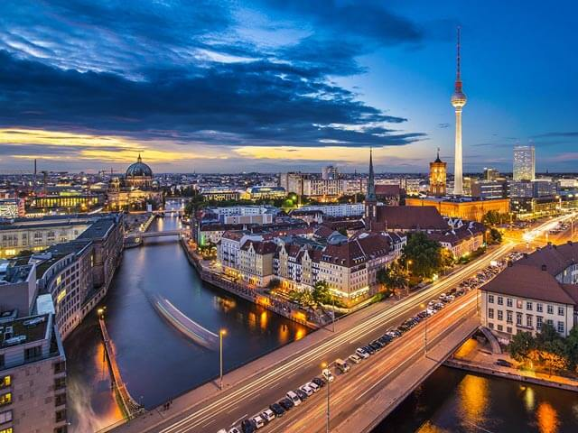 Book cheap Berlin flights with Opodo