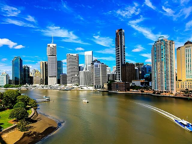 Book cheap Brisbane flights with Opodo