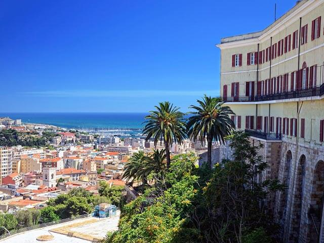 Book cheap Cagliari flights with Opodo