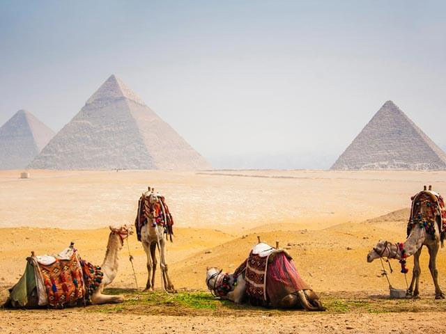 Book cheap Cairo flights with Opodo