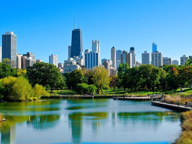 Book cheap Chicago flights with Opodo