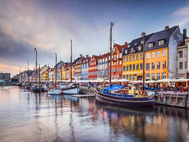 Book cheap Copenhagen flights with Opodo