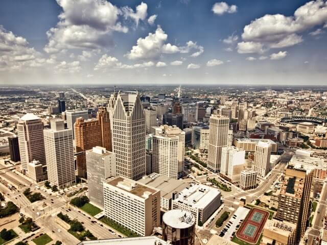 Book cheap Detroit flights with Opodo