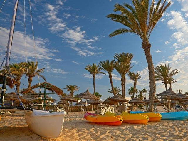 Book cheap Djerba flights with Opodo