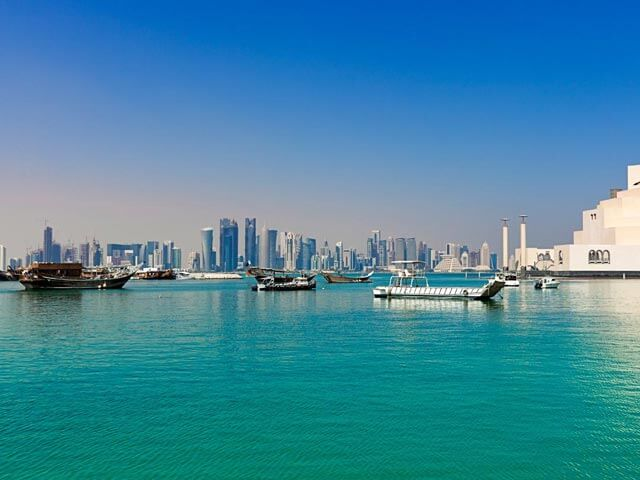 Book cheap Doha flights with Opodo