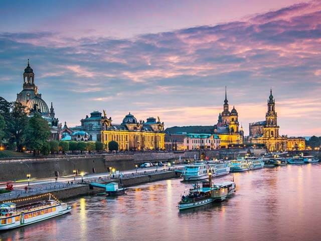 Book cheap Dresden flights with Opodo