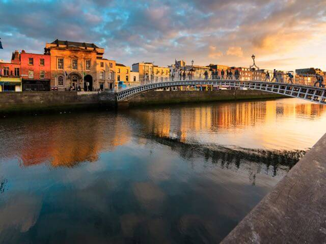 Book cheap Dublin flights with Opodo