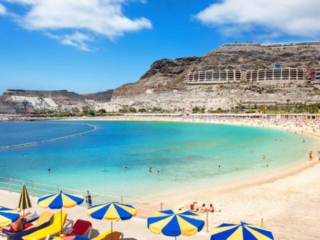 Book cheap Gran Canaria flights with Opodo