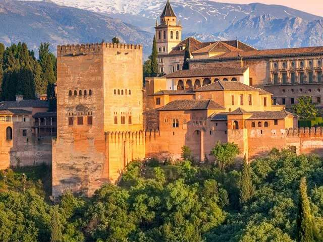 Book cheap Granada flights with Opodo