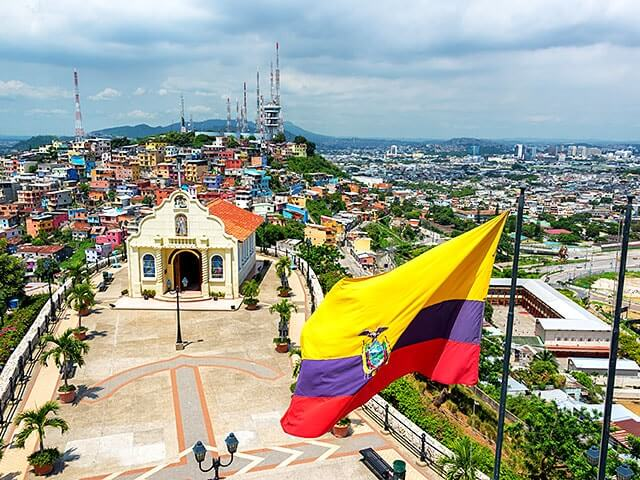Book cheap Guayaquil flights with Opodo