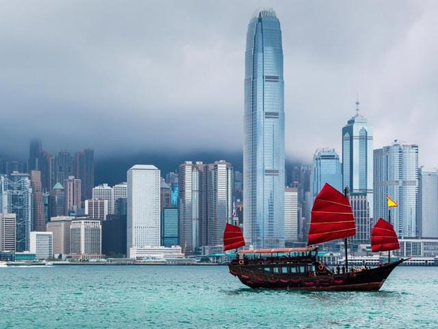 Book cheap Hong Kong flights with Opodo