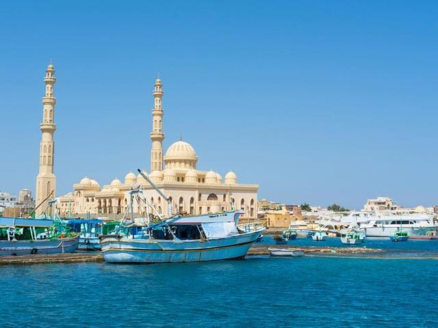 Book cheap Hurghada flights with Opodo