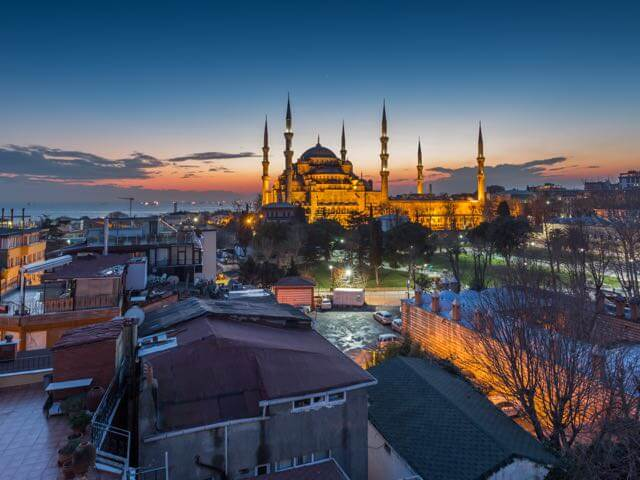 Book cheap Istanbul flights with Opodo