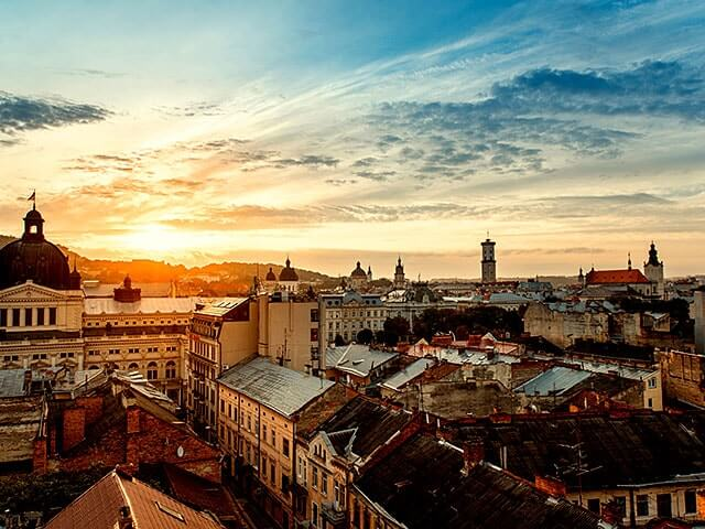 Book cheap Lviv flights with Opodo