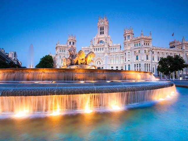 Book cheap Madrid flights with Opodo