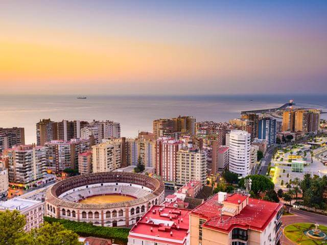 Book cheap Malaga flights with Opodo