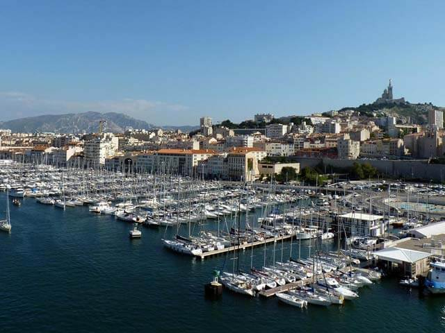 Book cheap Marseille flights with Opodo