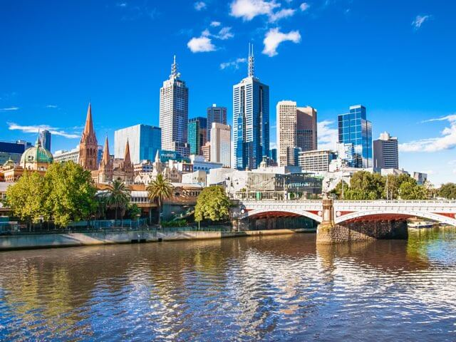 Book cheap Melbourne flights with Opodo