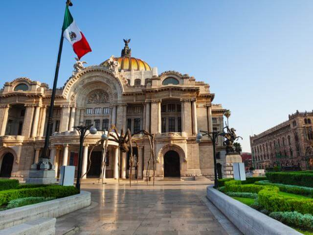 Book cheap Mexico City flights with Opodo