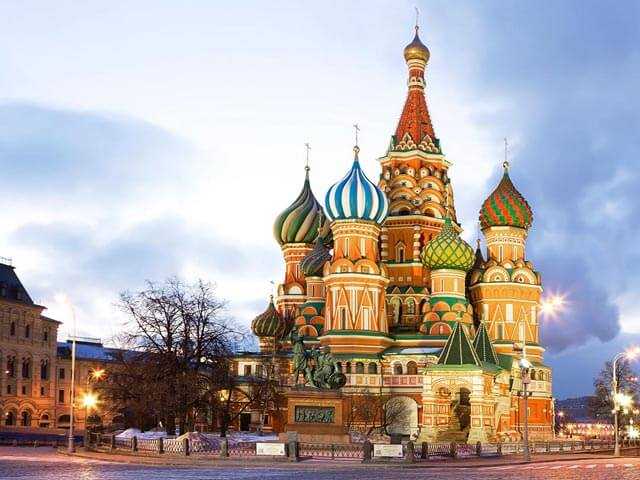 Book cheap Moscow flights with Opodo