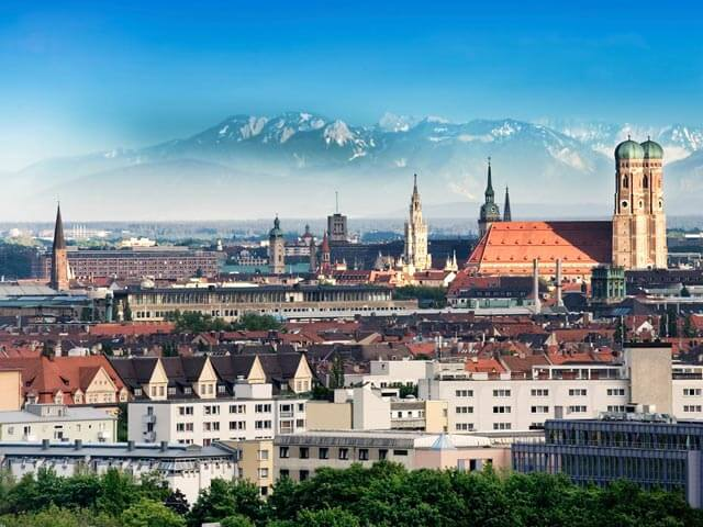 Book cheap Munich flights with Opodo