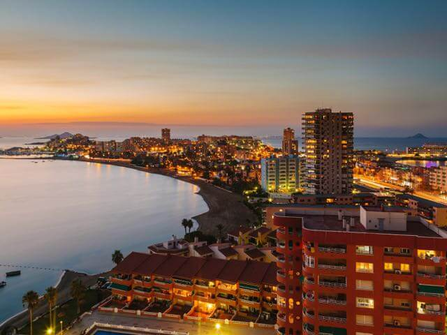 Book cheap Murcia flights with Opodo