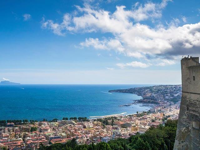 Book cheap Naples flights with Opodo