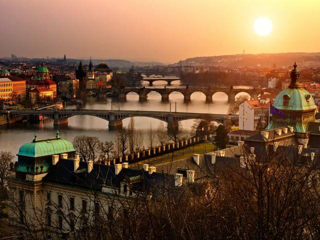 Book cheap Prague flights with Opodo