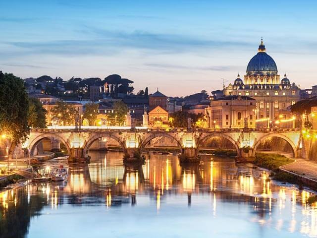 Book cheap Rome flights with Opodo