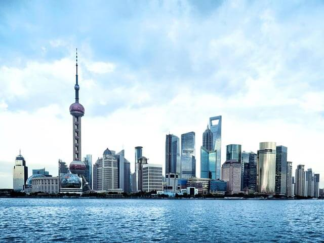 Book cheap Shanghai flights with Opodo