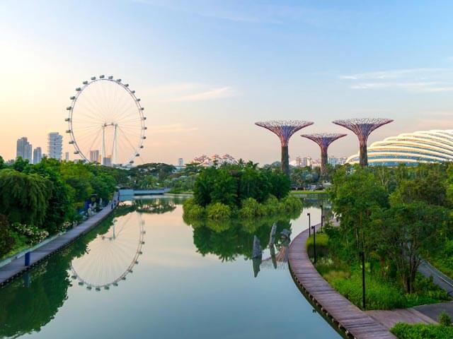 Book cheap Singapore flights with Opodo