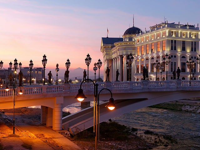 Book cheap Skopje flights with Opodo