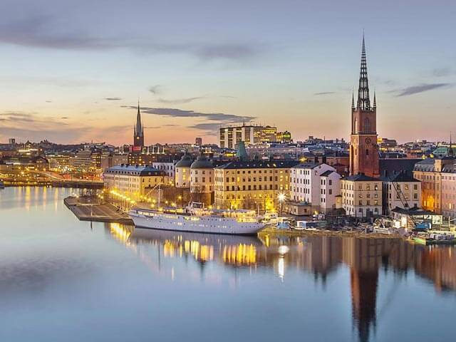 Book cheap Stockholm flights with Opodo