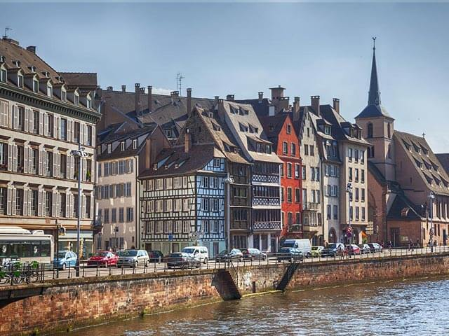 Book cheap Strasbourg flights with Opodo