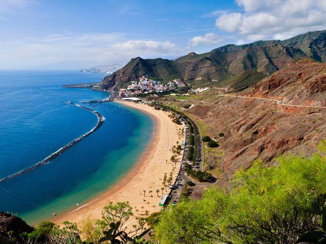 Book cheap Tenerife flights with Opodo