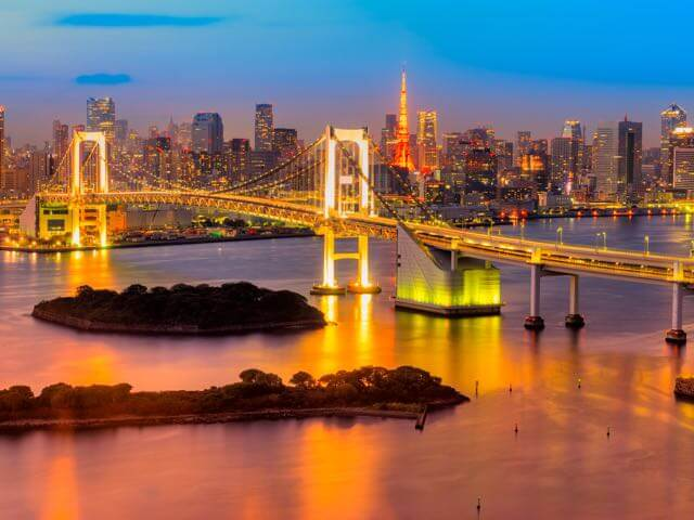 Book cheap Tokyo flights with Opodo