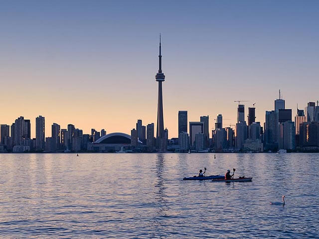 Book cheap Toronto flights with Opodo