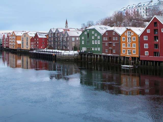 Book cheap Trondheim flights with Opodo