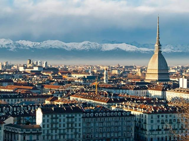 Book cheap Turin flights with Opodo